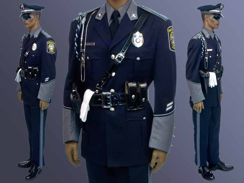 Honor Guard Uniform 68